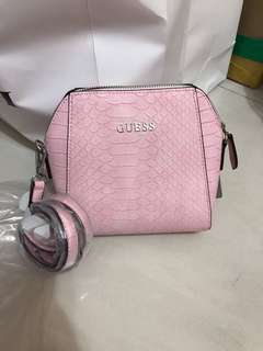 Guess Sling Bag Ready Stock