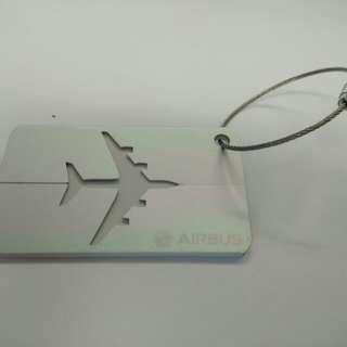 空中巴士行李牌 Airbus luggage tag