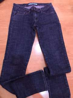 Kashieca Maong Pants Straight Cut