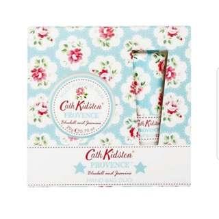 Cath kidston lip balm gift set