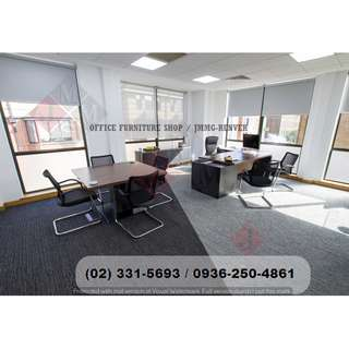 -Executive Tables.Chairs-Carpet Tiles.Office Partition**