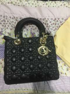 Lady Dior Preloved Bag