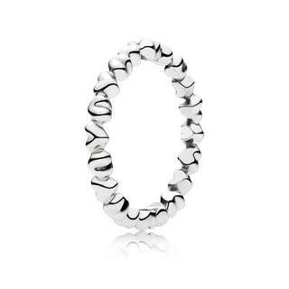 Authentic Pandora Forever Love Ring