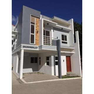 Townhouse near Sandiganbayan QC