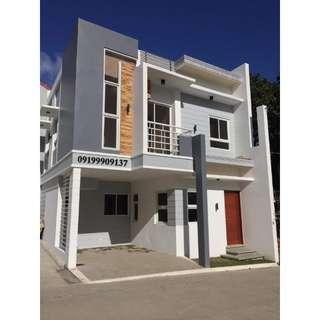 Preselling Townhouse near Sandiganbayan QC