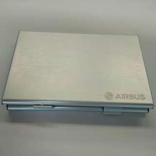 空中巴士雙層咭片盒 Airbus double card holder