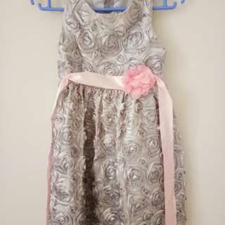 Dress cantik Sz 6