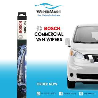 Bosch Commercial Van Wipers