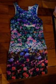 Evernew floral dress
