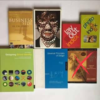 SALE Design Books