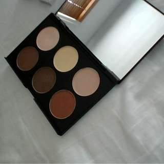 modelsprefer contour and highlight palette