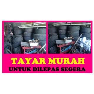##TAYAR MURAH HENDAK DIJUAL SEGERA!!!##