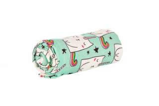 BNIP Caticorn Cuddle Me Tula Blanket