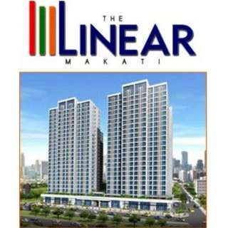 STUDIO CONDO UNIT (UNFURNISHED)  FOR RENT - THE LINEAR MAKATI TOWER 1