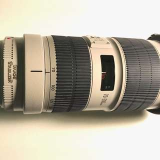 Canon 70-200 F2.8L II IS