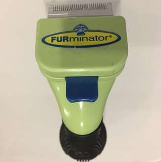 Furminator deshedding tool for dogs extra small and short hair