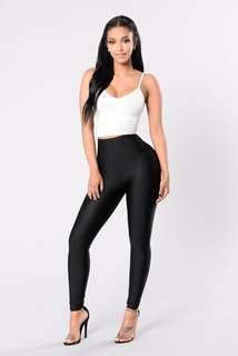 Silky Smooth High Waist Leggings Fashion Nova