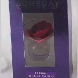 Justin Bieber Someday Perfume Mini