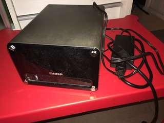 QNAP NAS TS209 Pro 連 2T harddisk