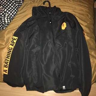 jaket bape asli original brand new belom pernah di pake xl