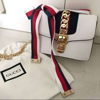 Gucci wallet on chain bag