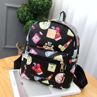 Makeup Design Small Backpack