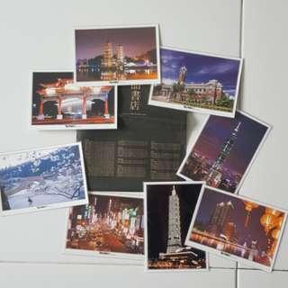 Taiwan Postcards