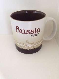 Starbuck's Mug Russia