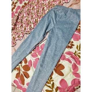 REPRICE !! | grey legging