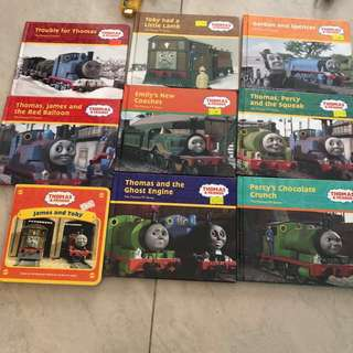 Thomas and friends story book