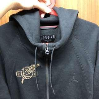 Jordan外套 尺寸3XL