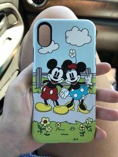 iPhone X Disney case