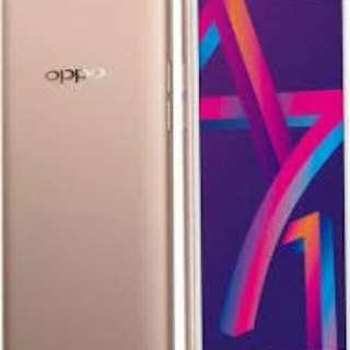 OPPO A71 3/32GB bisa cicilan tanpa kartu kredit