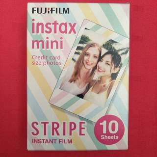 Stripe Instax/Polaroid Films