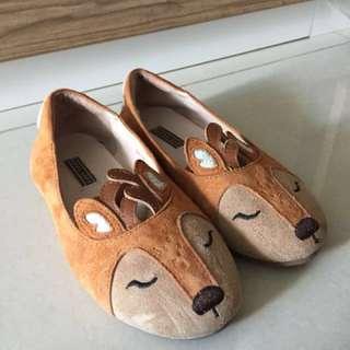 Elisa litz deer shoes (kids)