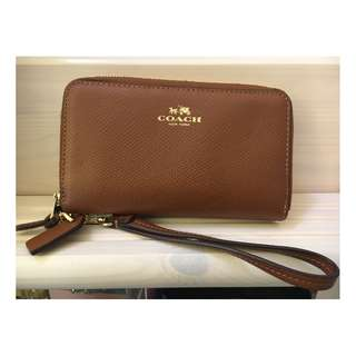 Brand New Coach clutch wallet