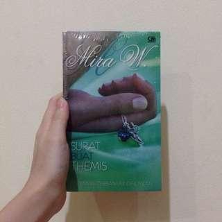 Novel Surat Buat Themis oleh Mitra W.
