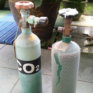 CO2 Tank for free