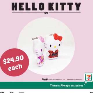 (LAST red clearence) Hello Kitty ezlink charms ez-link