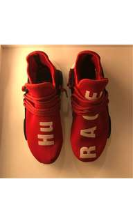 Red human race