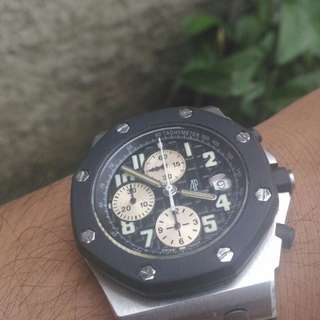 Audemars piguet royal oak offshore rubber clad
