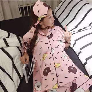 [PO]Line pajamas
