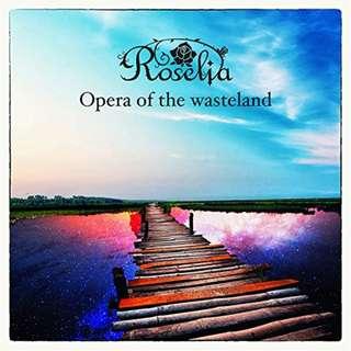 (預訂) bangdream Roselia 5th Single Opera of the wasteland bang dream