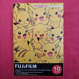 Pikachu Instax/Polaroid Films