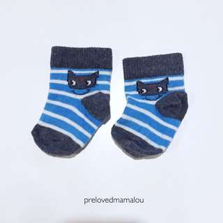 Mothercare baby socks 2