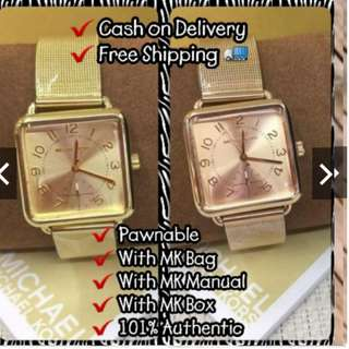 PAWNABLE AND AUTHENTIC MICHAEL KORS MK WATCH