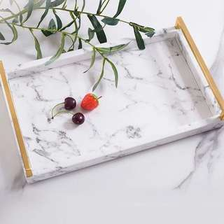 100% New Elegant Food or Accessories Tray