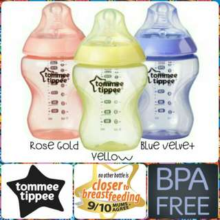 Tommee Tippee CTN Colour My World Various Colour (loose)