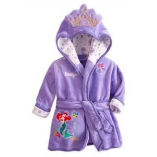 Bathrobe for boy and girl