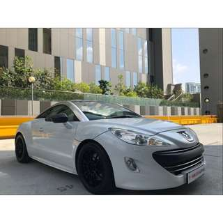 Peugeot RCZ 1.6 Manual Turbo
